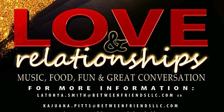 Love & Relationships Panel Discussion - Valentines Edition tickets