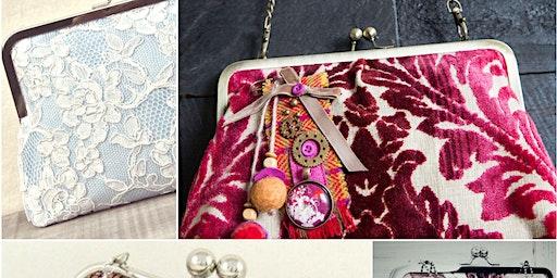 Snap Frame bag sewing workshop