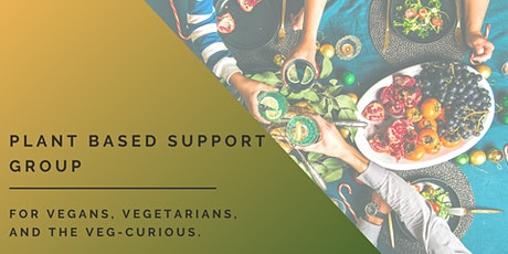 Plant Based Support Group tickets