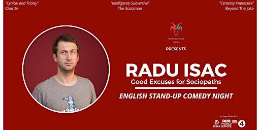 Radu Isac (RO) - English Stand-Up Comedy