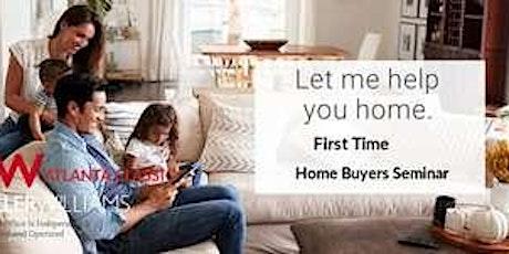 Millennium home buyers seminar, Down payment programs,  tickets