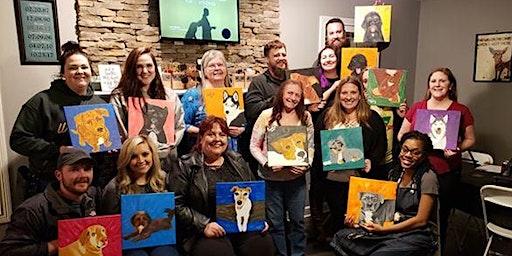 Pet Painting Class