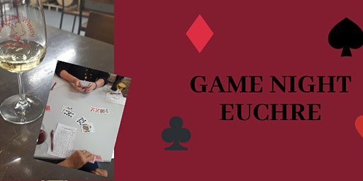 Game night - Euchre