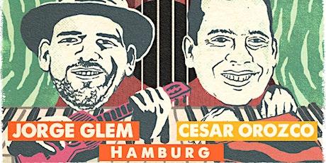 JORGE GLEM & CESAR OROZCO / STRINGWISE tickets