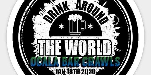 Drink Around The World - Ocala Bar Crawl