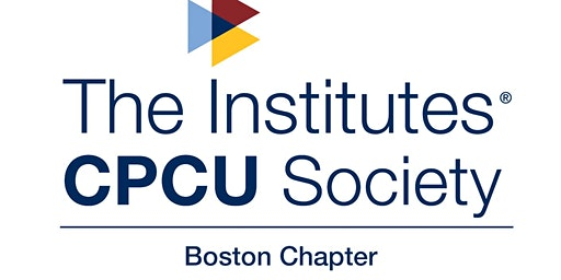 Come Meet our Past Presidents - CPCU Society Boston Chapter