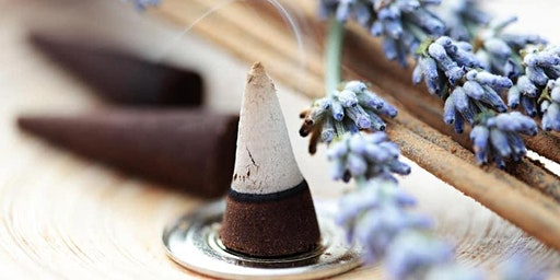 A Gathering: Making Incense Cones