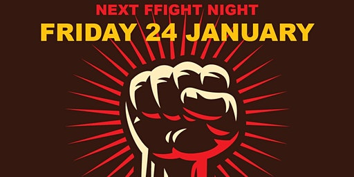 FFight Night January Edition