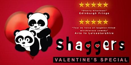 Worldwide Hit 'Shaggers' Valentines Special Frankfurt Tickets