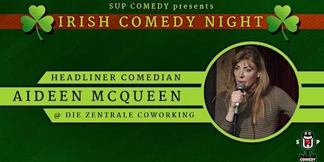 Irish Comedy Night - Aideen McQueen Tickets