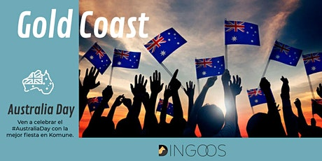 Dingoos Australia Day Party - Gold Coast tickets