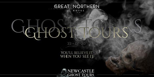 The Great Northern Hotel Ghost Tour