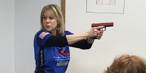 """Intro To Shooting """"Ladies Only"""" SOLD - OUT"""