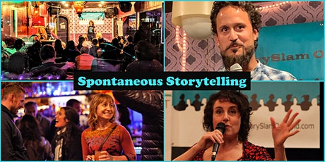Spontaneous Storytelling - Oakland tickets