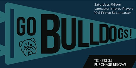 Go Bulldogs! tickets