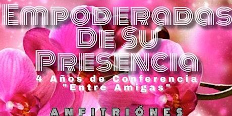 Empoderadas De Du Presencia tickets