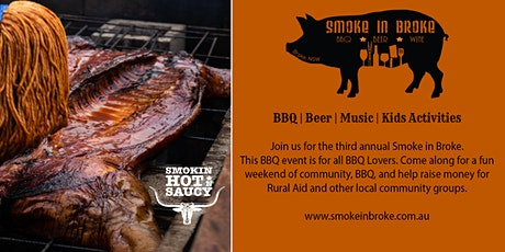 Smoke In Broke BBQ Festival tickets