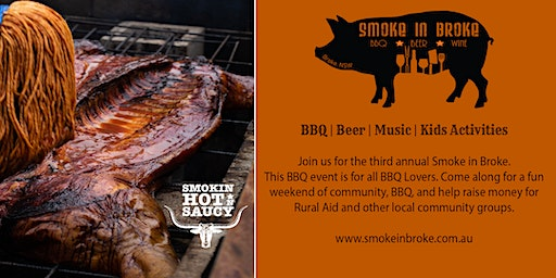 Smoke In Broke BBQ Festival