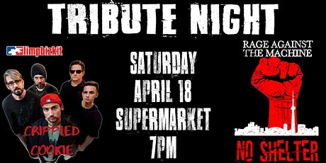 Limp Bizkit & Rage Against The Machine Tribute Night @ Supermarket Bar tickets