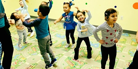 Mini Movers Dance Class at Marblehead Parenting tickets
