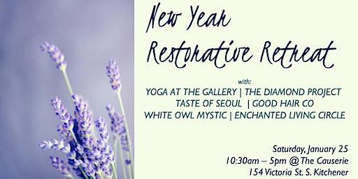 New Year Restorative Retreat