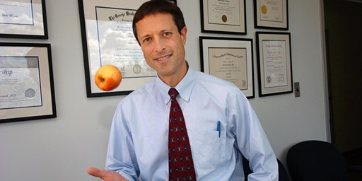 Dr. Neal Barnard, Reception, Talk, Book Signing