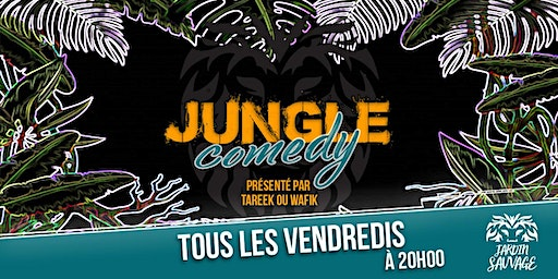 Jungle Comedy : Bienvenue dans la Jungle de l'Humour !