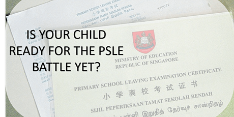 PSLE Seminar 2020  March Series tickets