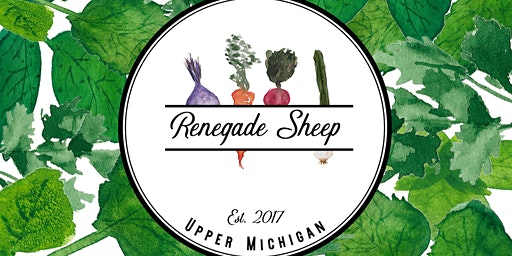 Renegade Sheep Pop-Up Dinner Party