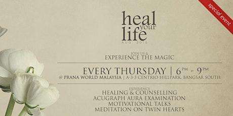 Heal Your Life | Healing, Meditation, Enlightenment tickets