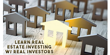 Start 2020 With A Real Estate Investment tickets