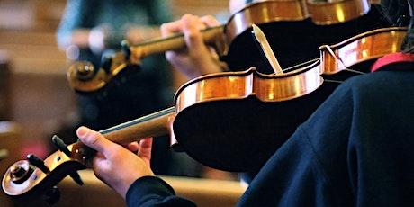 Junior Bach Festival tickets
