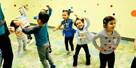 Mini Movers Dance Class at Room to Bloom tickets