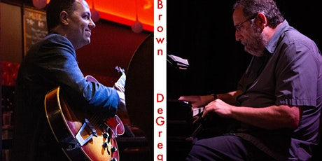 Andy Brown and Phil DeGreg | $10 Cover tickets