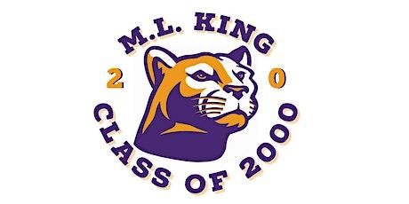 MLK Class of 2000 Class Reunion tickets
