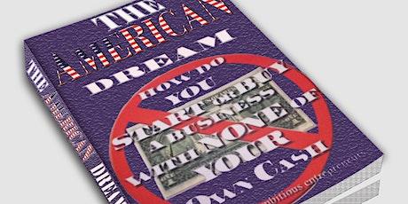 Online Book Club :  American Dream Book Leverage/Acquisition: Entrepreneurs tickets