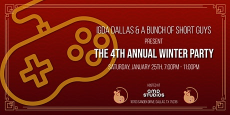 2020 IGDA/ABOSG Winter Party tickets