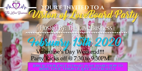 Vision of Love Board Party  tickets