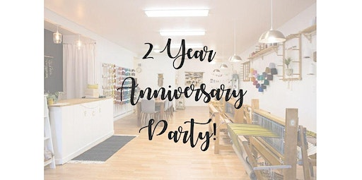2 Year Anniversary Party! (01-25-2020 starts at 10:00 AM)