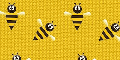 Bee Plant Pots - January School Holidays - Kids Event tickets