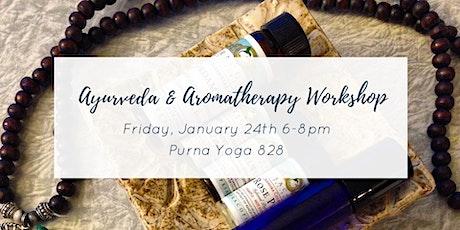 Five Prana Ayurveda & Aromatherapy tickets
