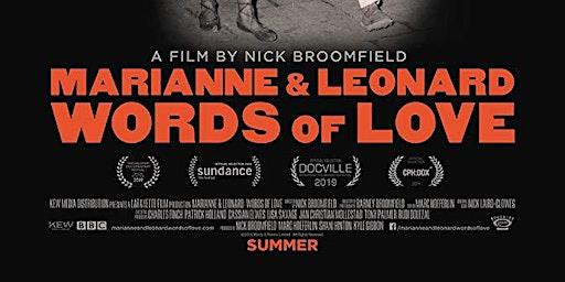 Marianne & Leonard – Words Of Love