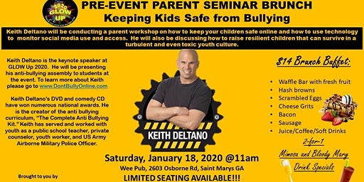 Parent Seminar Brunch on Keeping Kids Safe from Bullying