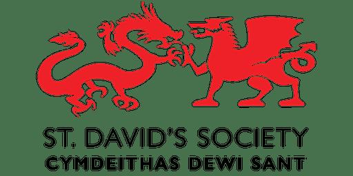 St. David's Society of Hong Kong Annual Ball 2020