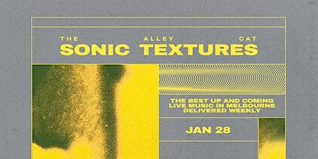 The Run + Wurli At Sonic Textures tickets