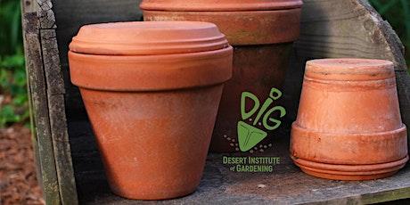 Desert Institute of Gardening: When in Drought: Alternative Watering tickets