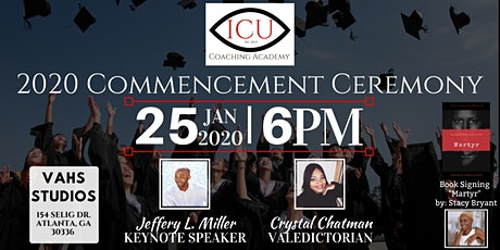 ICU Commencement Ceremony & Book Signing tickets