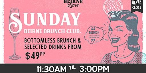 Beirne Brunch Club 16th February