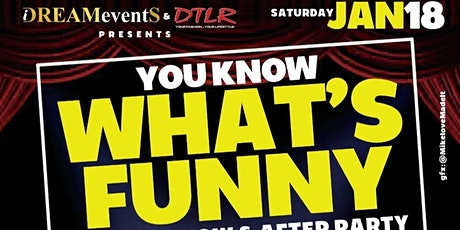 You Know What's Funny? tickets