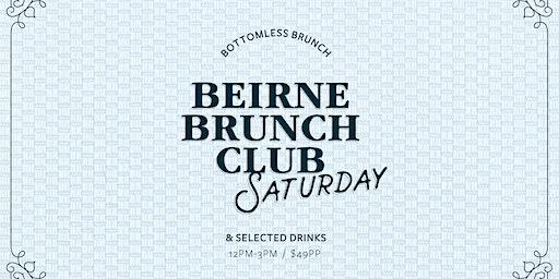Beirne Brunch Club 7th March